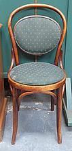 SINGLE BENTWOOD CHAIR