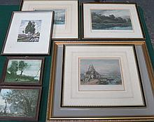 QUANTITY OF VARIOUS PICTURES AND PRINTS