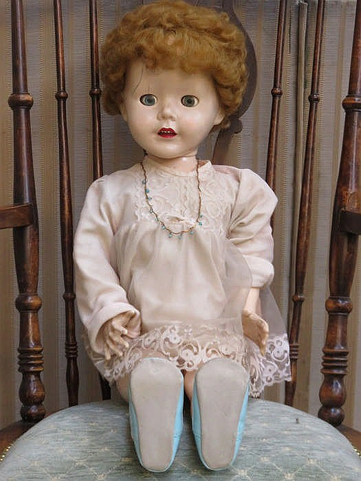 VINTAGE JOINTED DOLL BY PEDIGREE