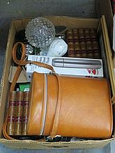 BOX LOT OF VARIOUS SUNDRIES
