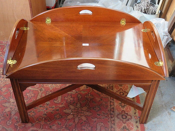 Reproduction American Butlers Style Coffee Table