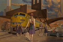 Glory Days by Peregrine Heathcote