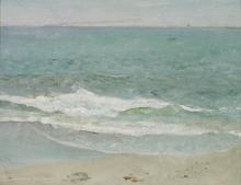 Sconset Beach, Nantucket by Edward Emerson Simmons