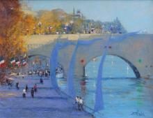 Paris by John Terelak