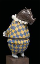 Rhino Harlequin by Bj?rn Skaarup