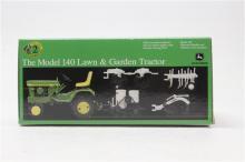 John Deere The Model 140 Lawn & Garden Tractor