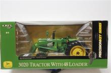 John Deere 3020 Tractor w/48 Loader