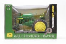 John Deere 620LP High Crop Tractor