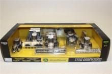 John Deere  Dealer Exclusive 5 Piece Chrome Plated Set