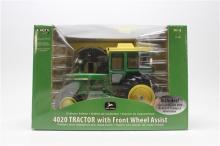 John Deere Collectors Edition 4020 Tractor w/Front Wheel