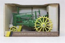 John Deere Collectors Edition  1937 Model G Tractor