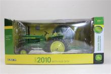 John Deere 1960 2010 w/KLB Disk Tractor