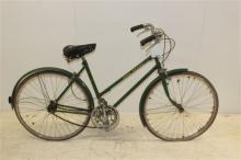 John Deere Vintage Ladies Touring Bicycle