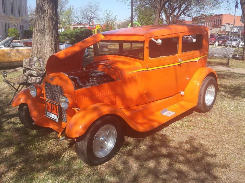 1929 Ford Sedan Coupe