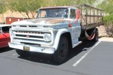 1966 Chevy C60 2 1/2 Stake Bed/ Flat Bed