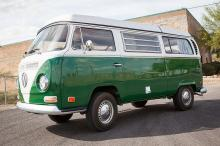 1972 Volkswagon Westfalia Bus