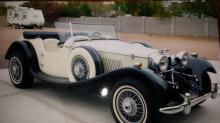1986 39 Jaguar replica