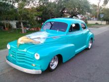 1948 Chevy Stylemaster 2 door Coupe