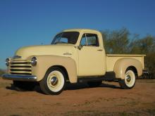 1953 Chevy 3100 Pickup