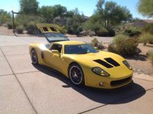 2008 Factory Five Racing  GTM Super Car