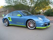 2008 Porsche Turbo