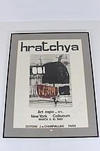 Hratchya Poster Framed