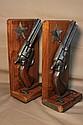 Pair of Replica Peacemaker Gun Bookends