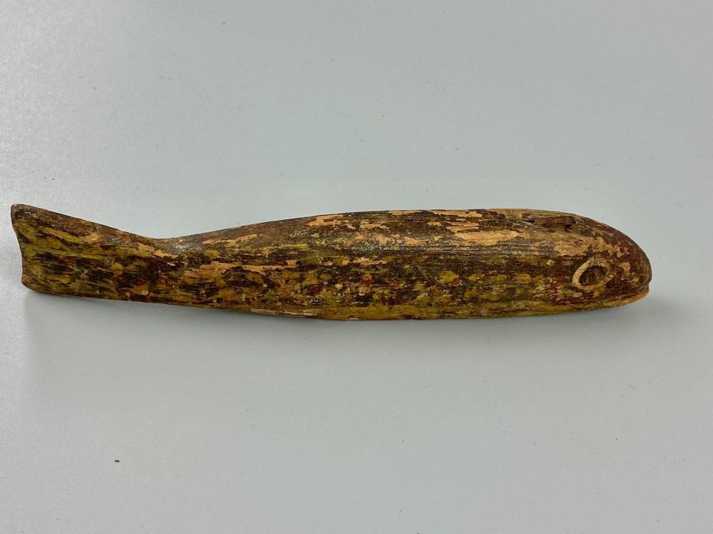 3 Michigan Fish Decoys, Possibly Oscar Peterson