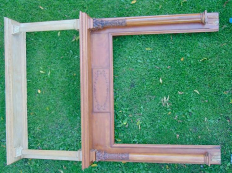 ... Furniture And Other Decorative Matthews Brothers Mahogany Split Pillar  Partially Stripped M ...
