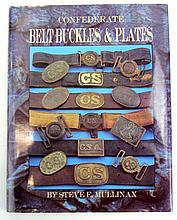 SIGNED CONFEDERATE BELT BUCKLES & PLATES
