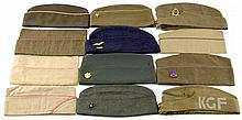Lot 9021: GARRISON SIDE CAP LOT OF 12