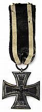 Lot 9070: IMPERIAL GERMAN IRON CROSS
