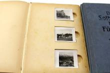 Lot 9075: WWII GERMAN STEREO VIEW ALBUM LOT OF THREE