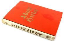 Lot 9076: 1935 ADOLF HITLER CIGARETTE CARD ALBUM