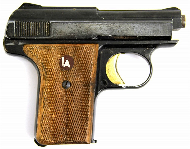 RECK P8 LA FURY .25ACP WITH BROKEN SLIDE