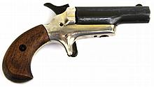 Lot 9174: COLT 4TH MODEL DERRINGER .22 SHORT SIDE SWING