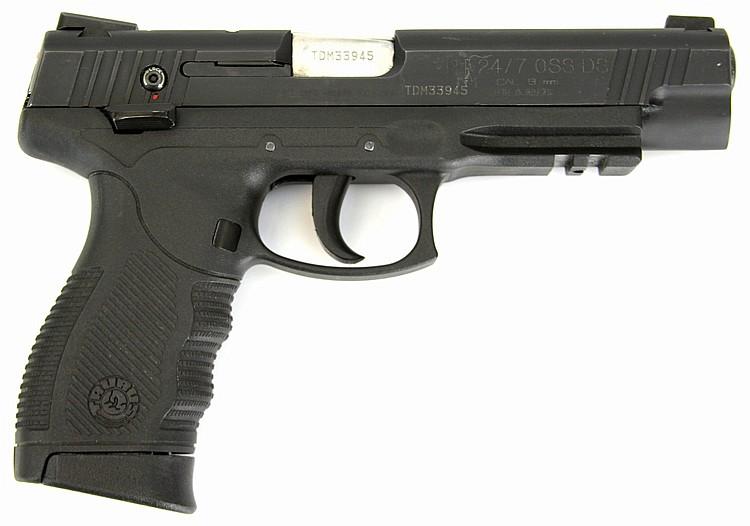 TAURUS PT24/7 PISTOL 9mm