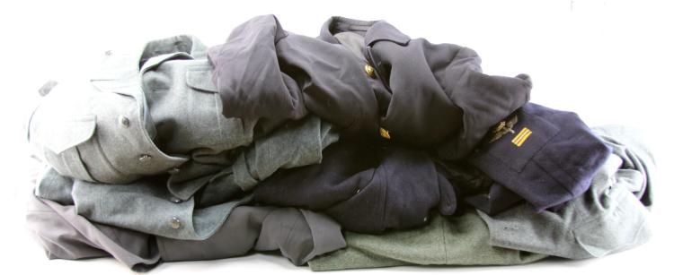 SURPLUS MILITARY CLOTHING OVERCOATS & MORE