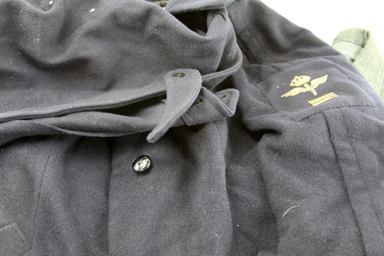 Lot 9035: SURPLUS MILITARY CLOTHING OVERCOATS & MORE