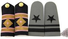 Lot 9024F: MIXED SHOULDER BOARD LOT