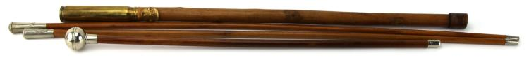 SWAGGER STICK LOT OF 4