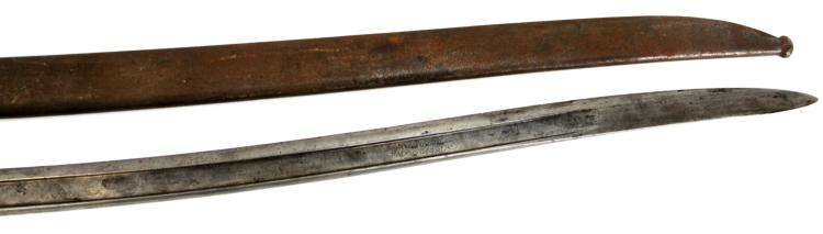 Lot 9152: FRENCH CHASSEPOT BAYONET ST ETIENNE 1842