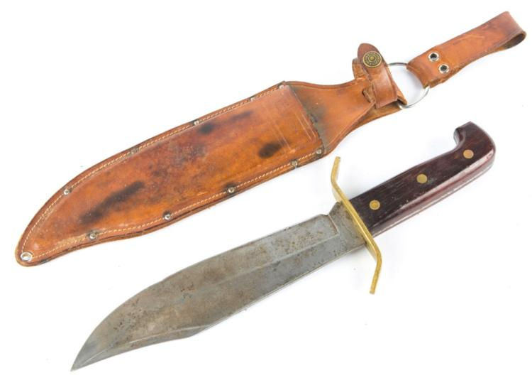 dating western bowie knife St croix blades buys and sells knife collections, japanese samurai sword collections, and individual knives and swords  this western w49 bowie knife,.