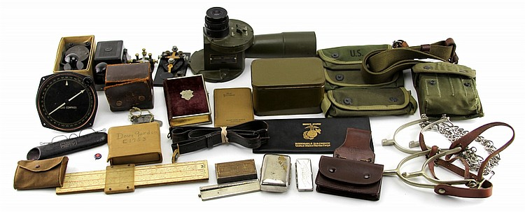 HUGE MILITARY BONANZA LOT
