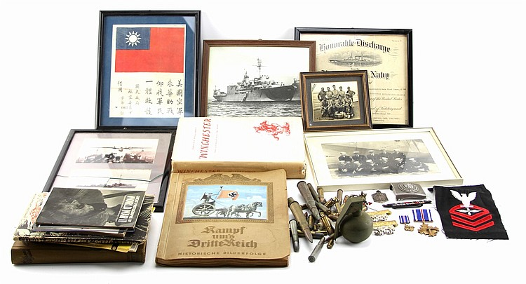 MIXED MILITARY BONANZA LOT