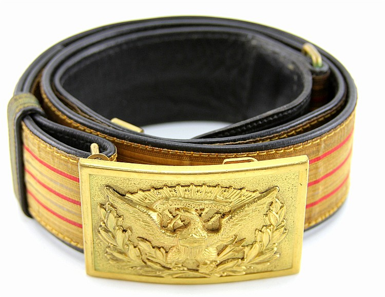 GEMSCO MODELS 1860 US SWORD BELT
