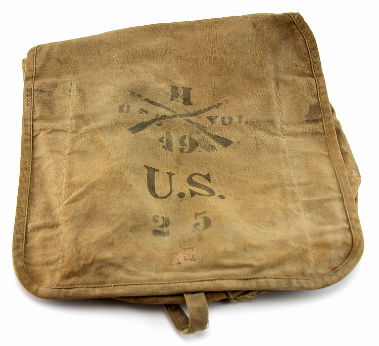 SPANISH AMERICAN WAR HAVERSACK