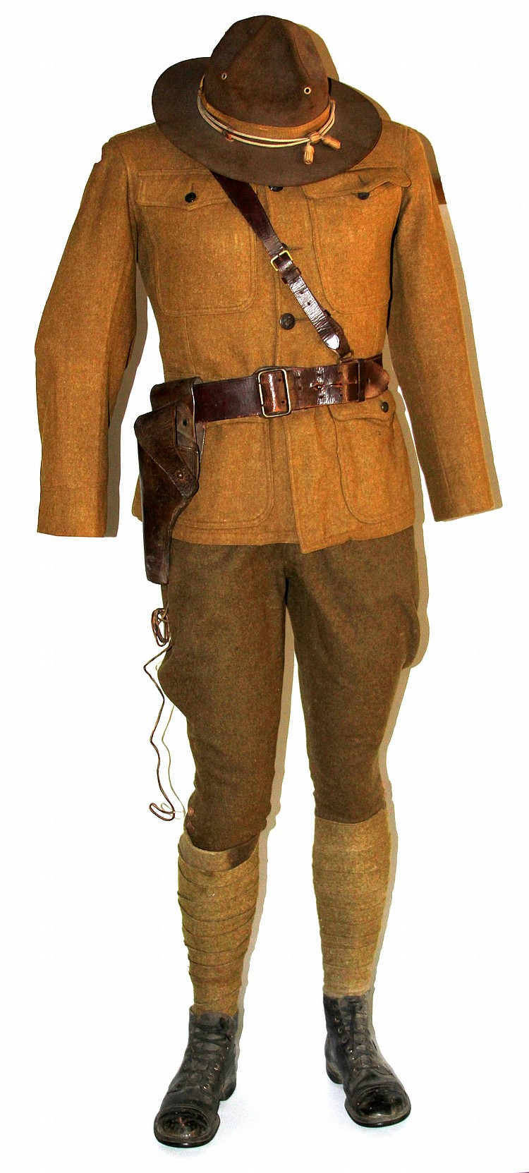 US WWI 311th INFANRTY UNIFORM