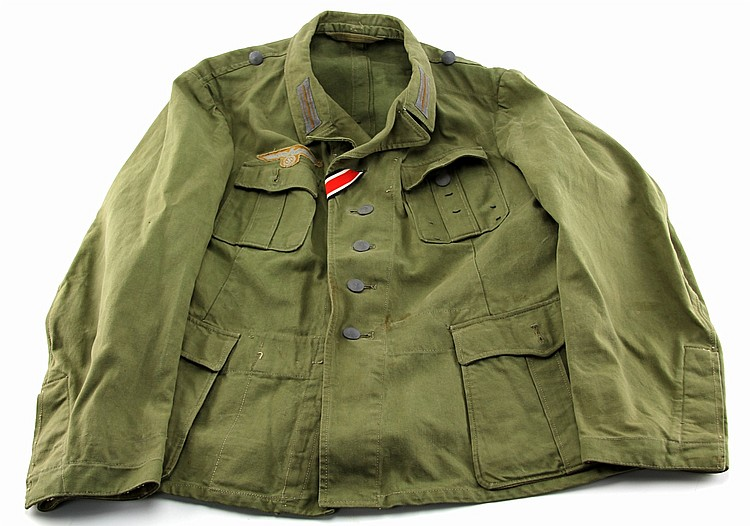 WWII GERMAN ARMY TUNIC