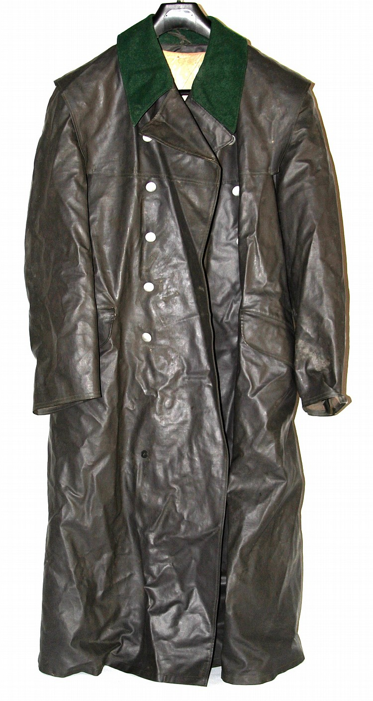 WWII GERMAN OVERCOAT